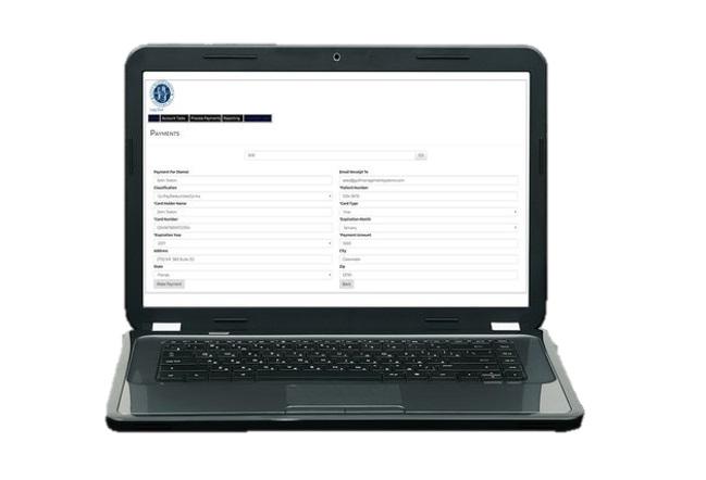 GMS Client Portal